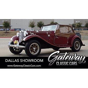 1953 MG MG-TD for sale 101463861