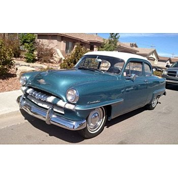 1953 Plymouth Cambridge for sale 101124879