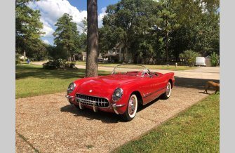 1954 Chevrolet Corvette Convertible for sale 101231235