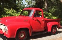1954 Ford F100 2WD Regular Cab for sale 101062761