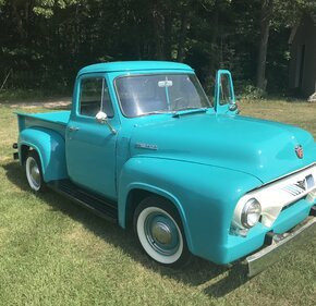1954 Ford F100 2WD Regular Cab for sale 101329656