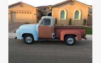 1954 Ford F100 2WD Regular Cab for sale 101347424