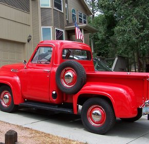 1954 Ford F100 2WD Regular Cab for sale 101429372