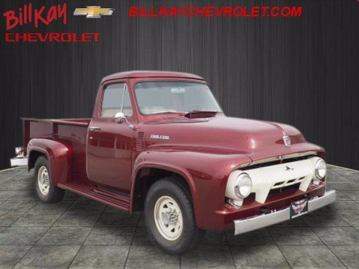 1954 Ford F250 for sale 101414997