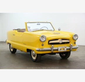 1954 Nash Metropolitan for sale 101229419