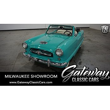 1954 Nash Metropolitan for sale 101232871