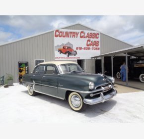 1954 Plymouth Savoy for sale 100999942