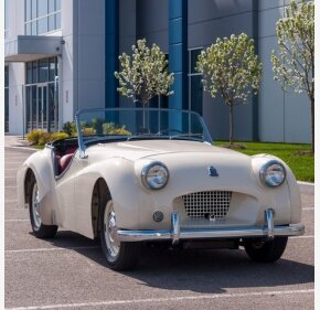1954 Triumph TR2 for sale 101317791