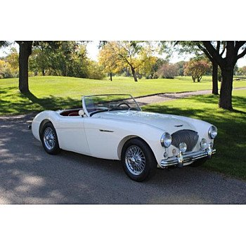 1955 Austin-Healey 100 for sale 100950988