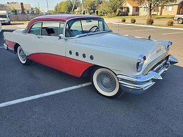 1955 Buick Roadmaster for sale 101396554