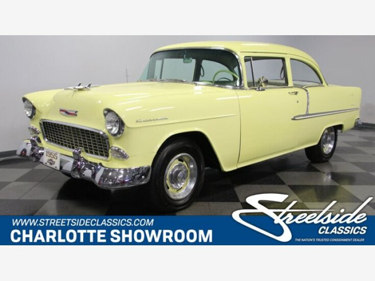 1955 Chevrolet 210 for sale 101559413