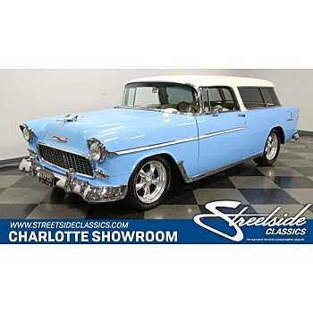 1955 Chevrolet Bel Air for sale 101093807
