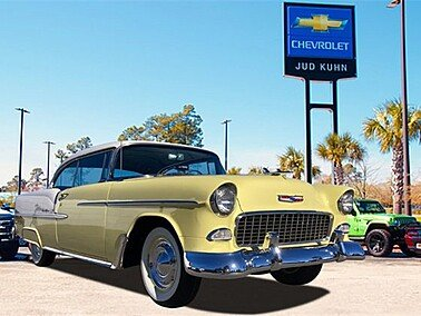 1955 Chevrolet Bel Air for sale 101406061