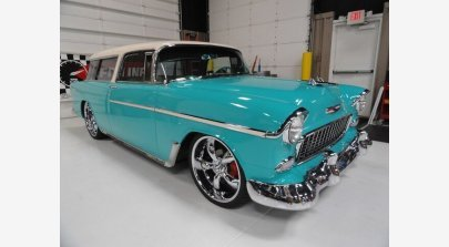 1955 Chevrolet Nomad for sale 100851632