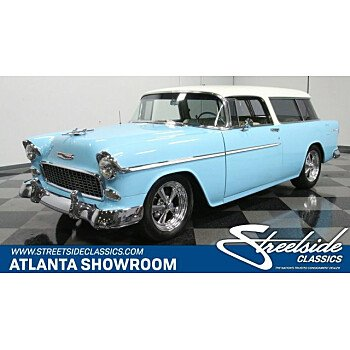 1955 Chevrolet Nomad for sale 101169550