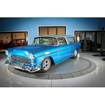1955 Chevrolet Nomad for sale 101201875