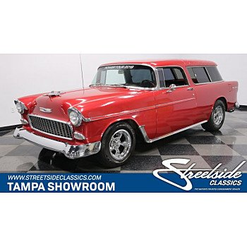 1955 Chevrolet Nomad for sale 101278125