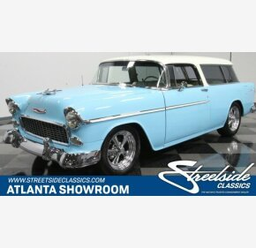 1955 Chevrolet Nomad for sale 101327579