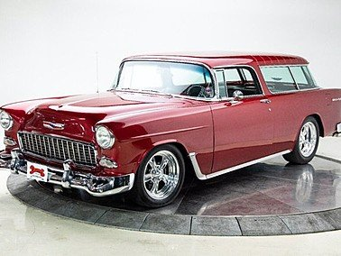 1955 Chevrolet Nomad for sale 101505197