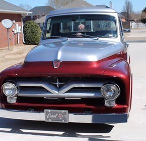 1955 Ford F100 for sale 101132014