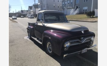 1955 Ford F100 2WD Regular Cab for sale 101333208