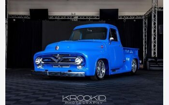 1955 Ford F100 2WD Regular Cab for sale 101473170