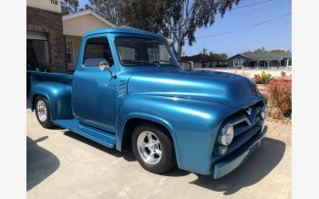 1955 Ford F100 2WD Regular Cab for sale 101484724