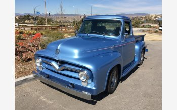 1955 Ford F100 2WD Regular Cab for sale 101512100