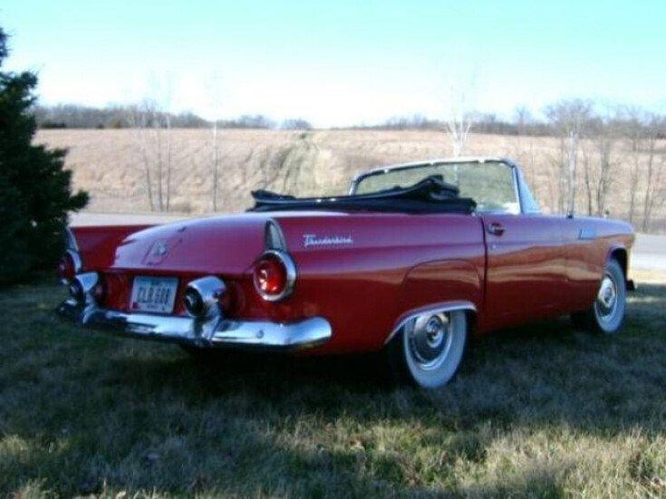 1955 Ford Thunderbird for sale 100833427