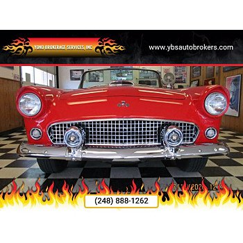 1955 Ford Thunderbird for sale 101350217