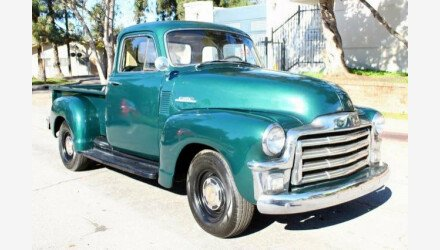 1955 GMC Pickup for sale 101106920