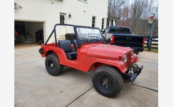 1955 Jeep CJ-5 for sale 101414576