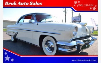 1955 Lincoln Capri for sale 101374263