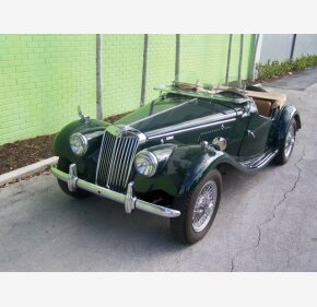 1955 MG TF for sale 101106103