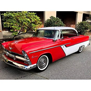 1955 Plymouth Belvedere for sale 101236185