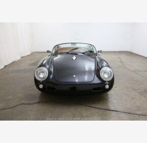 Porsche 550 Replica Classics For Sale Classics On Autotrader