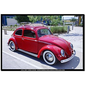 1955 Volkswagen Beetle for sale 100769560
