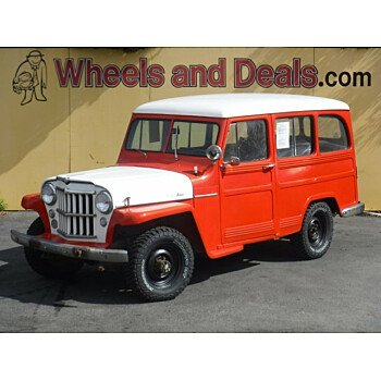 1955 Willys Other Willys Models for sale 101207727