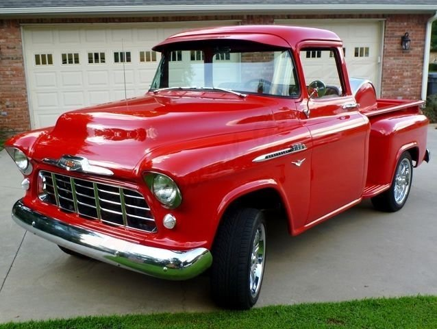 Chevrolet Classic Trucks Car F B B B D C C C B on 1956 Chevy 235 Engine Oil Filter