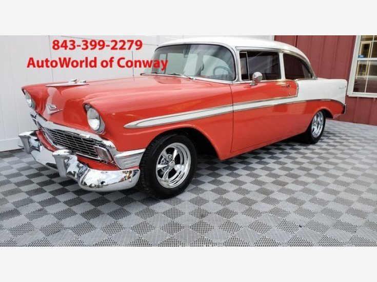 1956 Chevrolet Bel Air for sale near Conway, South ...
