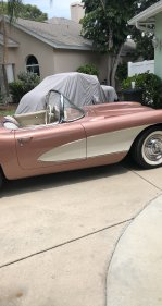 1956 Chevrolet Corvette Convertible for sale 101355178
