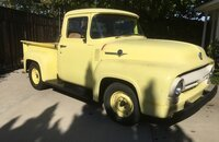 1956 Ford F100 2WD Regular Cab for sale 101052533
