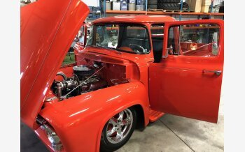 1956 Ford F100 2WD Regular Cab for sale 101061316