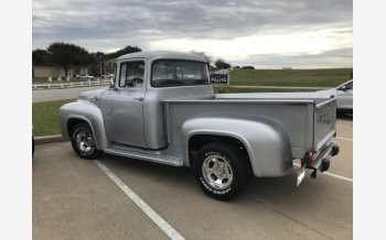 1956 Ford F100 2WD Regular Cab for sale 101094857