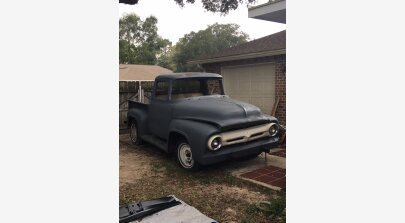 1956 Ford F100 2WD Regular Cab for sale 101121528