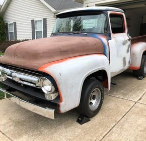 1956 Ford F100 2WD Regular Cab for sale 101128970