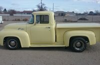 1956 Ford F100 2WD Regular Cab for sale 101201867