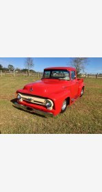 1956 Ford F100 2WD Regular Cab for sale 101253629