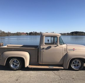 1956 Ford F100 2WD Regular Cab for sale 101274706