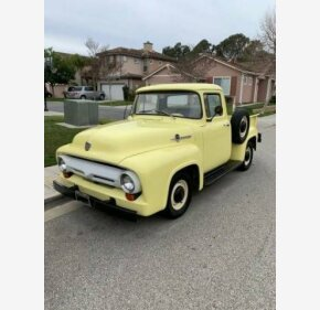 1956 Ford F100 for sale 101301945
